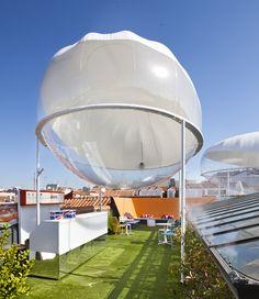 The Clouds Observatory  / Carolina González Vives