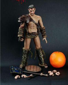 Gladiador Espartaco Espartacus 1/6 Phicen Very Hot Toys Mmu