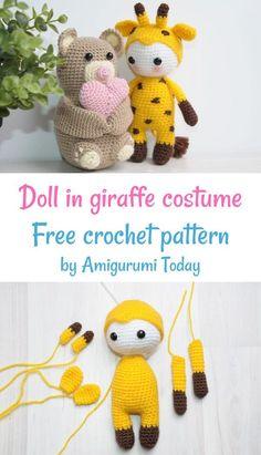 3f053671c1f2c 29 Best Giraffe costume images   Costume ideas, Fancy dress for kids ...
