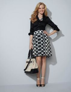 high waist pleat skirt by Limited.So Pretty !!!!!!
