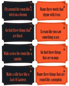 Halloween party questionnaire game would your rather halloween trick or treat tree solutioingenieria Images