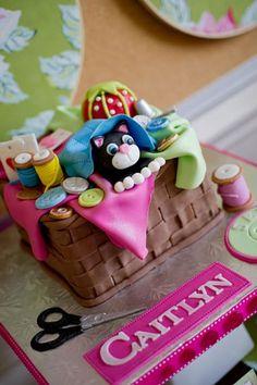 Birthday Party Ideas - Blog - SEWSEVEN ★ More on #cats - Get Ozzi Cat Magazine here >> http://OzziCat.com.au ★