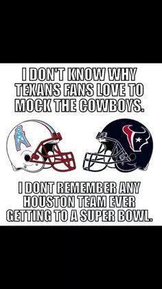 Dallas Cowboys vs Texans