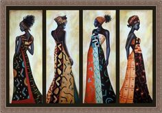 African Art gallery for African Culture artwork, abstract art, contemporary art daily, fine art, paintings for sale and modern art African American Art, African Women, African Quilts, Canvas Art Projects, African Art Paintings, Haitian Art, Contemporary Art Daily, Africa Art, African Culture