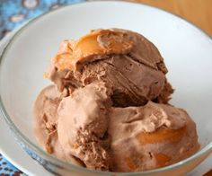 chocolate peanut butter ice cream and lots of other low carb desserts