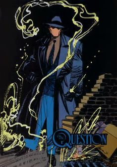 The Question by DC Comics - Yahoo Image Search Results