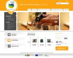 Rota dos Vinhos Verdes    http://www.vinhosverdeswineroute.com/