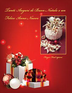 Tanti auguri di Buon Natale e un Felice Anno Nuovo