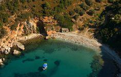 Mikros Mourtias Beach, Alonissos