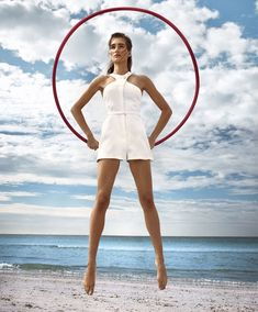 Gracing the pages of Harper's Bazaar's April 2017 issue, Josephine le Tutour hits the beach in chic fashions. Photographed by Kristian Schuller, the French beauty wears warm-weather looks. From retro-inspired swimwear to breezy dresses, Josephine models seaside ensembles styled by Cassie Anderson. With her feet in the sand, the brunette wears the designs of Michael …