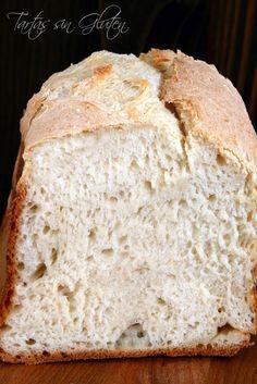 "Tartas sin Gluten .....365 dias sin gluten: Pan rápido ""sin gluten"" .... en Panificadora"
