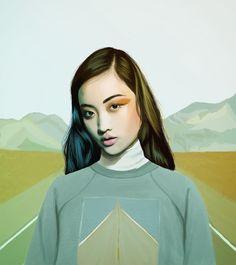 illustrations by Kemi Mai http://ineedaguide.blogspot.com/2014/12/kemi-mai.html…