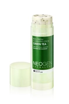 """""""I collaborated with an innovative brand, Neogen, to create this product and it's one of the first things I pack when I'm on the go during my travels,"""" Cho says.""""This cleansing stick is conveniently packaged in a tube and since it has over 13 natural oils in it, I'm able to use it to take off all my makeup and cleanse with this one product. It has a low pH so it cleanses my skin without drying it out."""" $22, sokoglam.com"""