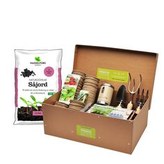 Premium Startbox fra Urban Garden Company Container, Urban, Garden, Food, Garten, Lawn And Garden, Essen, Gardens, Meals