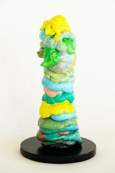 KEEGAN MCHARGUE http://www.widewalls.ch/artist/keegan-mchargue/ #contemporary #art #sculpture