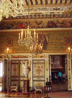 Château de Fontainebleau #castle #France