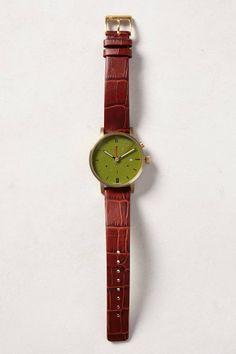 Ronneby Watch - anthropologie.com