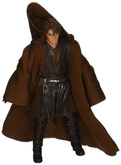 Star Wars Vintage Anakin Skywalker Darth Vader Action Figure