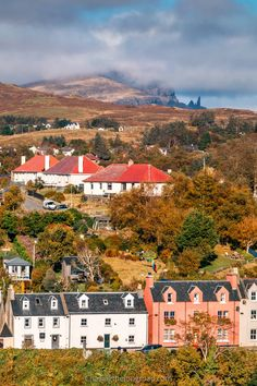20 of the Best Villages to Visit in Scotland | Chasing the Long Road Scotland Travel Guide, Scotland Vacation, Best Of Scotland, Skye Scotland, Fort Augustus, Isle Of Harris, Great Walks, Loch Lomond, Scottish Islands