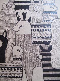 Alpacas | Kate Sutton