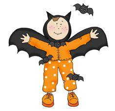 bat halloween boy bats clipart stamps clip digi dolls tags fall cute dearie october boys would discover trick treat dibujos