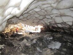 Ice cave - iran - lorestan