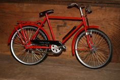 Retro Bicycle from Common Deer