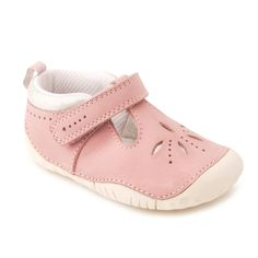 Polly in Pink Nubuck