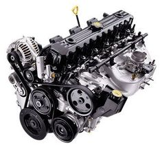 Jeep Cherokee 4.7L Stroker Engine Build-Up - Basic Info, Parts Info  Weblinks To Get Your Stroker Engine Built