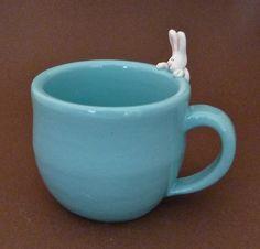 bunny mug! Oh goodness <3