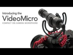 RØDE VideoMicro Features & Specifications - YouTube