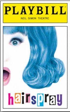 Hairspray (starring Marissa Jaret Winokur and Bruce Vilanch)