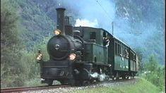 1997 - CON LA FERROVIA MESOLCINESE - YouTube Automobile, Train, Vehicles, Youtube, Motor Car, Autos, Car, Cars, Vehicle