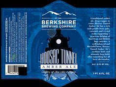 mybeerbuzz.com - Bringing Good Beers & Good People Together...: Berkshire Brewing - Hoosac Tunnel, Gold Spike, Day...