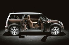 Brown MINI Clubman