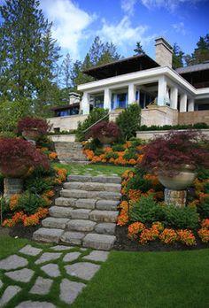 Asian inspired contemporary garden - asian - Landscape - Other Metro - jonathan craggs garden design