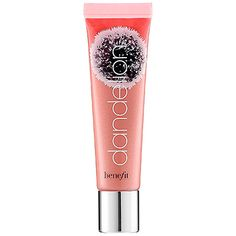 Benefit Cosmetics - Ultra Plush Lip Gloss - Dandelion - soft pearly pink #sephora