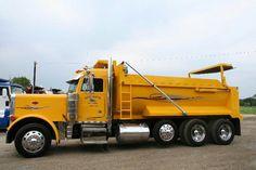 Peterbilt Dump Truck Peterbilt Dump Trucks, Dually Trucks, Hot Rod Trucks, Big Rig Trucks, Tow Truck, Cool Trucks, Pickup Trucks, Semi Trucks, Heavy Duty Trucks