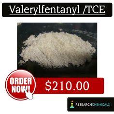 Valerylfentanyl /TCE - http://www.theresearchchemicals.com/opioid/valerylfentanyl-tce.html