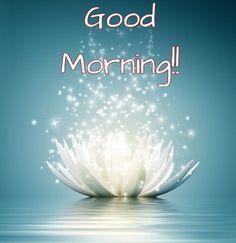 Good Morning greeting