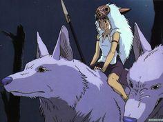 Аниме обои Princess Mononoke / Принцесса Мононоке 41554