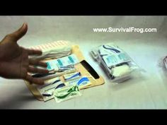 Why Condoms, Tampons, and Preparation H Are Great Survival Supplies | Survival Frog Blog