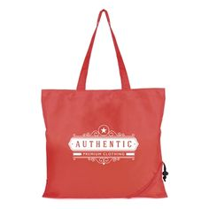 Bayford Reusable Shopper: These handy fold-up polyester shopping bags combine practicality with eye catching colour and print. They fold up securely into themselves and seal with a pull string making them portable and convenient.