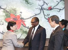 Prime Minister, Hon. Dr. Kenny D. Anthony,left the islandon Saturdayfor the Republic of China (Taiwan).    Heleadsa delegation to Taiw...