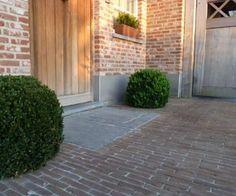 leuke steen voor voordeur