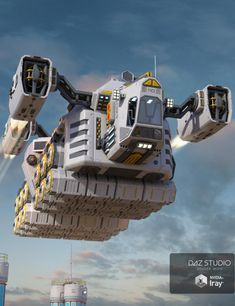 Image result for sci fi cargo ship