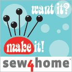 sew4home.com    Lots of sewing projects for yourself and home.    #sewing #patterns #projects
