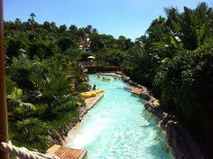 Mai Thai Fluss Siam Park-Tenerife