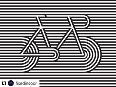 "56 Likes, 4 Comments - Manuel Loné (@manuellone) on Instagram: ""#Repost @fixedindoor ・・・ #fixedindoor #diseño #cycling #lineas #dibujo #fixed #fixedgear #fixedgirl…"""