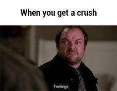 Supernatural feels